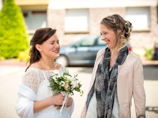 Le mariage de Romain et Corine à Monterfil, Ille et Vilaine 9