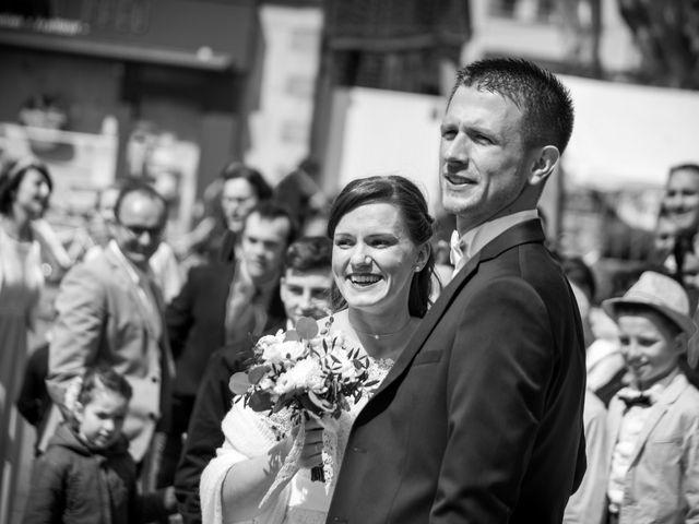 Le mariage de Romain et Corine à Monterfil, Ille et Vilaine 11
