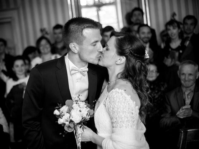 Le mariage de Romain et Corine à Monterfil, Ille et Vilaine 13