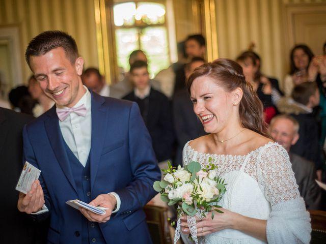 Le mariage de Romain et Corine à Monterfil, Ille et Vilaine 15