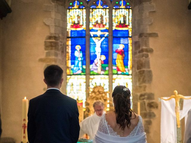 Le mariage de Romain et Corine à Monterfil, Ille et Vilaine 21