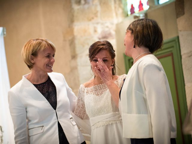 Le mariage de Romain et Corine à Monterfil, Ille et Vilaine 25