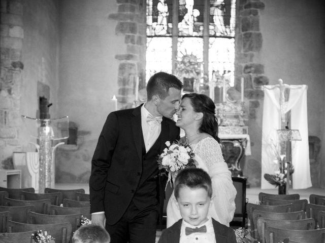 Le mariage de Romain et Corine à Monterfil, Ille et Vilaine 27