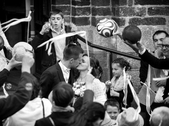 Le mariage de Romain et Corine à Monterfil, Ille et Vilaine 31