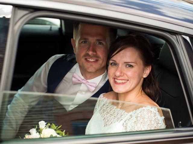 Le mariage de Romain et Corine à Monterfil, Ille et Vilaine 32