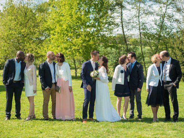 Le mariage de Romain et Corine à Monterfil, Ille et Vilaine 35