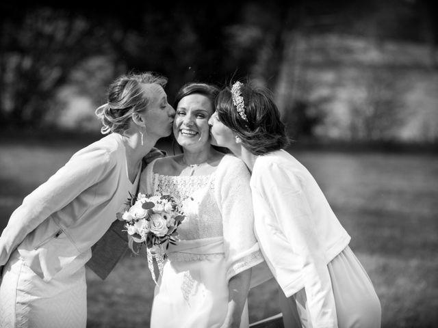 Le mariage de Romain et Corine à Monterfil, Ille et Vilaine 41