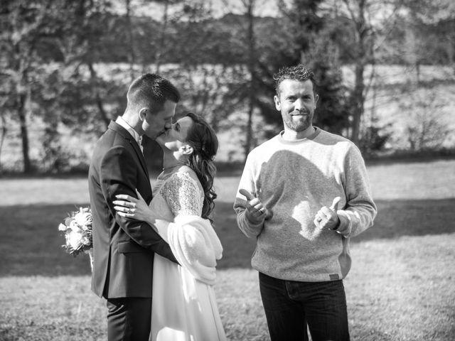 Le mariage de Romain et Corine à Monterfil, Ille et Vilaine 42