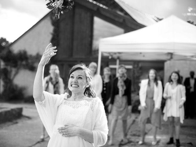 Le mariage de Romain et Corine à Monterfil, Ille et Vilaine 55