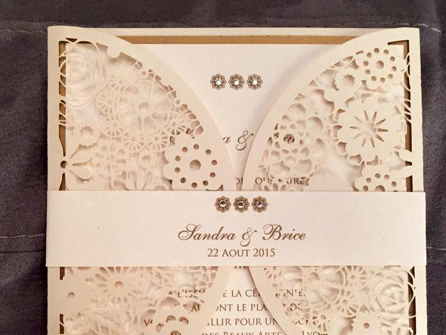 Le mariage de Brice et Sandra à Lyon, Rhône 14