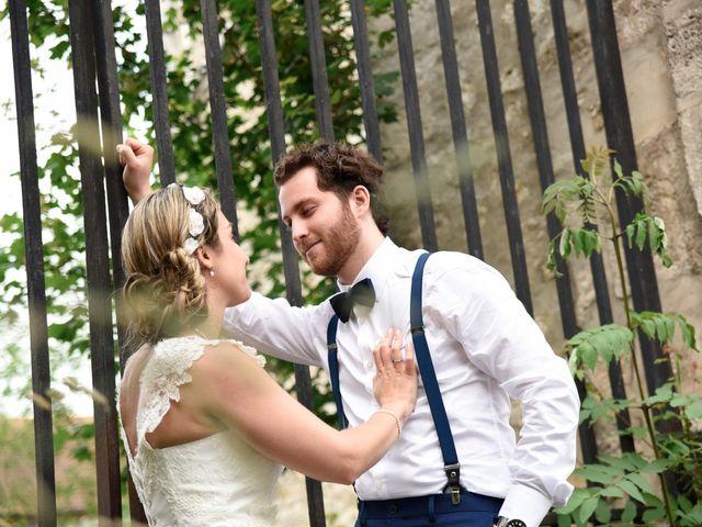 Le mariage de Rose et Lucas