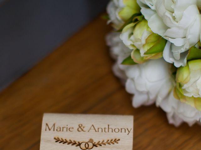 Le mariage de Anthony et Marie à Levallois-Perret, Hauts-de-Seine 15