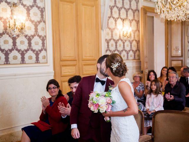 Le mariage de Anthony et Marie à Levallois-Perret, Hauts-de-Seine 48