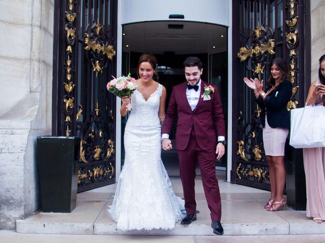 Le mariage de Anthony et Marie à Levallois-Perret, Hauts-de-Seine 57
