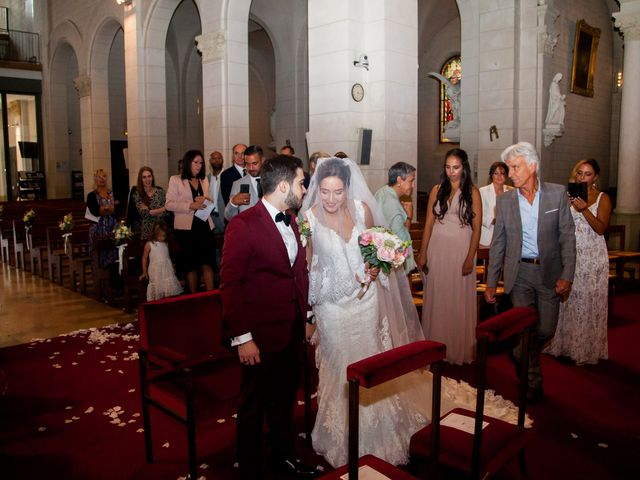 Le mariage de Anthony et Marie à Levallois-Perret, Hauts-de-Seine 62