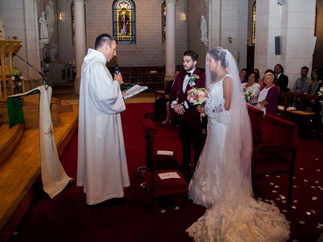 Le mariage de Anthony et Marie à Levallois-Perret, Hauts-de-Seine 67