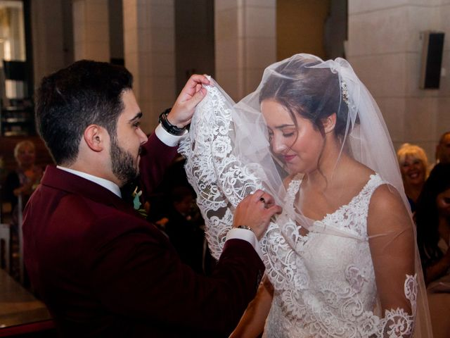 Le mariage de Anthony et Marie à Levallois-Perret, Hauts-de-Seine 69