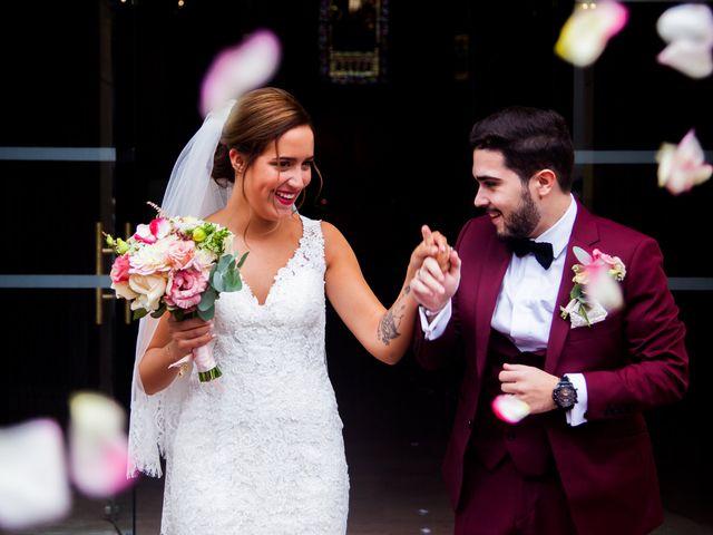 Le mariage de Anthony et Marie à Levallois-Perret, Hauts-de-Seine 72