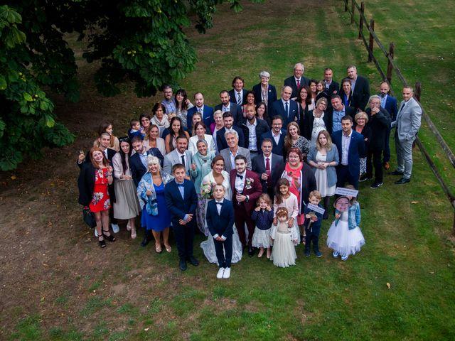 Le mariage de Anthony et Marie à Levallois-Perret, Hauts-de-Seine 74