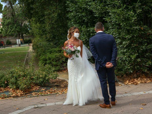 Le mariage de Alain et Mélanie à Frontignan, Hérault 46