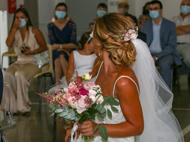 Le mariage de Alain et Mélanie à Frontignan, Hérault 49