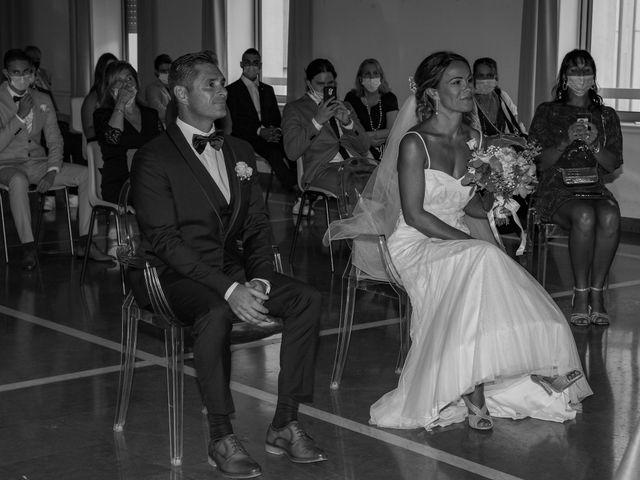 Le mariage de Alain et Mélanie à Frontignan, Hérault 50