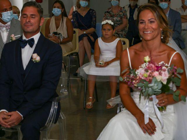 Le mariage de Alain et Mélanie à Frontignan, Hérault 55