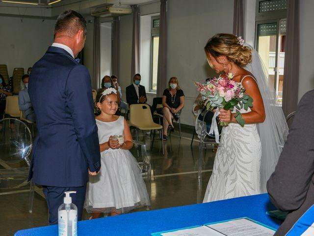 Le mariage de Alain et Mélanie à Frontignan, Hérault 59