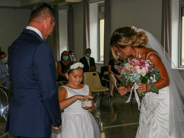 Le mariage de Alain et Mélanie à Frontignan, Hérault 60