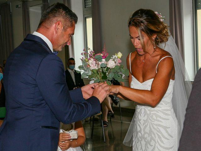 Le mariage de Alain et Mélanie à Frontignan, Hérault 61