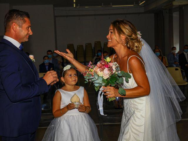 Le mariage de Alain et Mélanie à Frontignan, Hérault 62