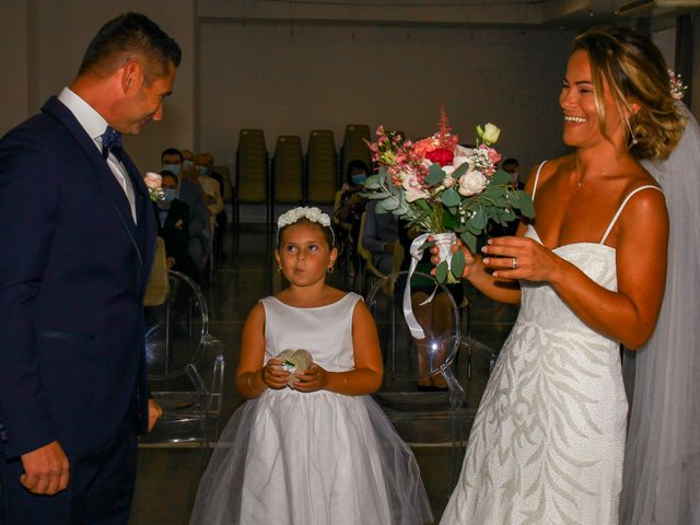 Le mariage de Alain et Mélanie à Frontignan, Hérault 67