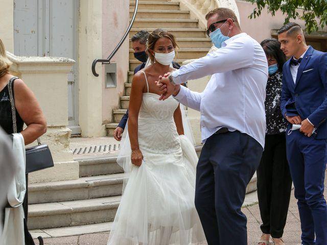 Le mariage de Alain et Mélanie à Frontignan, Hérault 68