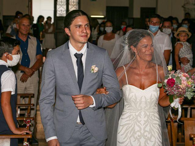Le mariage de Alain et Mélanie à Frontignan, Hérault 73