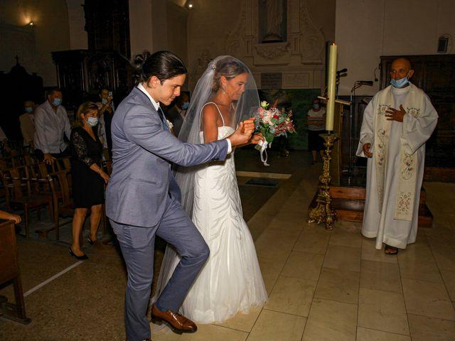 Le mariage de Alain et Mélanie à Frontignan, Hérault 74