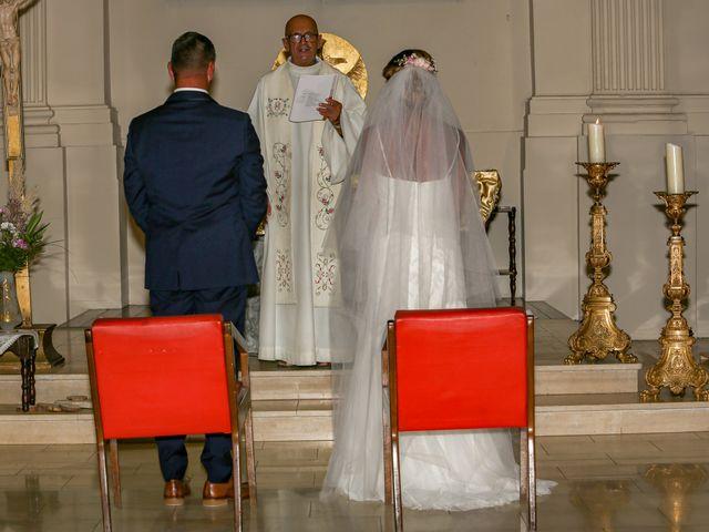 Le mariage de Alain et Mélanie à Frontignan, Hérault 78