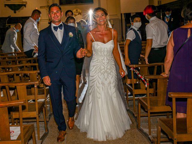 Le mariage de Alain et Mélanie à Frontignan, Hérault 95