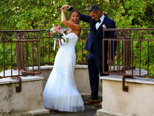 Le mariage de Alain et Mélanie à Frontignan, Hérault 143