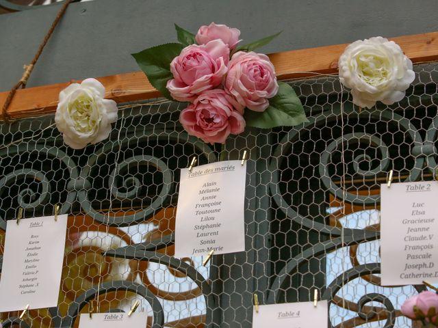 Le mariage de Alain et Mélanie à Frontignan, Hérault 196
