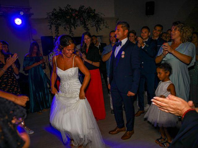 Le mariage de Alain et Mélanie à Frontignan, Hérault 207