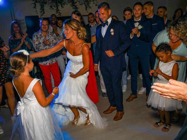 Le mariage de Alain et Mélanie à Frontignan, Hérault 208