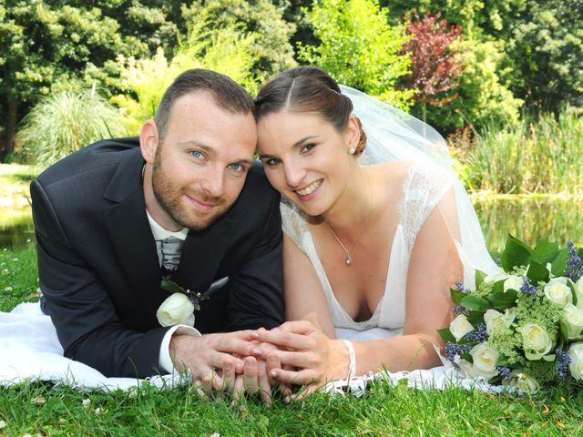 Le mariage de Ophélie et Andy