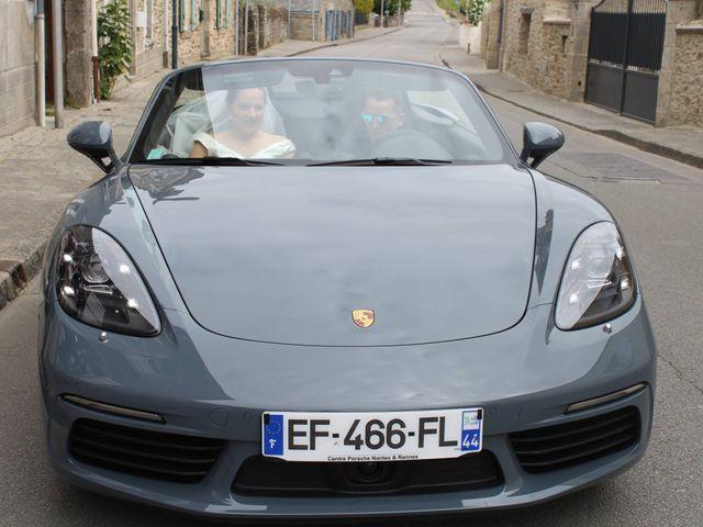 Le mariage de Emmanuel Vaslet et Julie Desmaison à Cordemais, Loire Atlantique 2