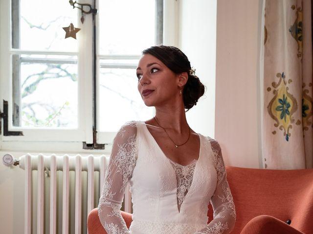 Le mariage de Thibault et Julia à Saint-Gervais-les-Bains, Haute-Savoie 19