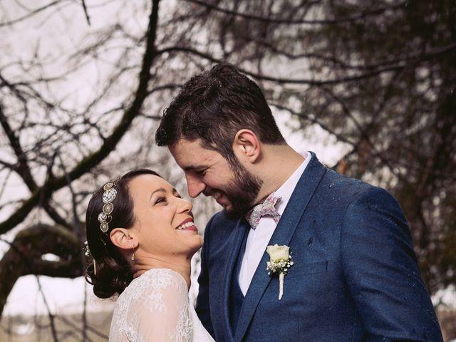 Le mariage de Thibault et Julia à Saint-Gervais-les-Bains, Haute-Savoie 23
