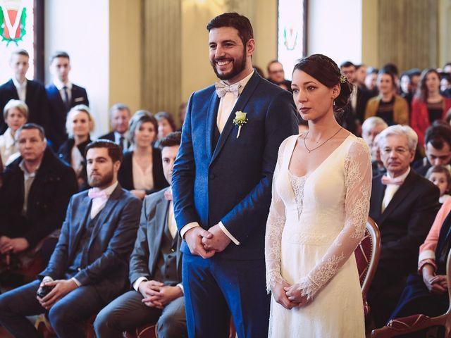Le mariage de Thibault et Julia à Saint-Gervais-les-Bains, Haute-Savoie 25
