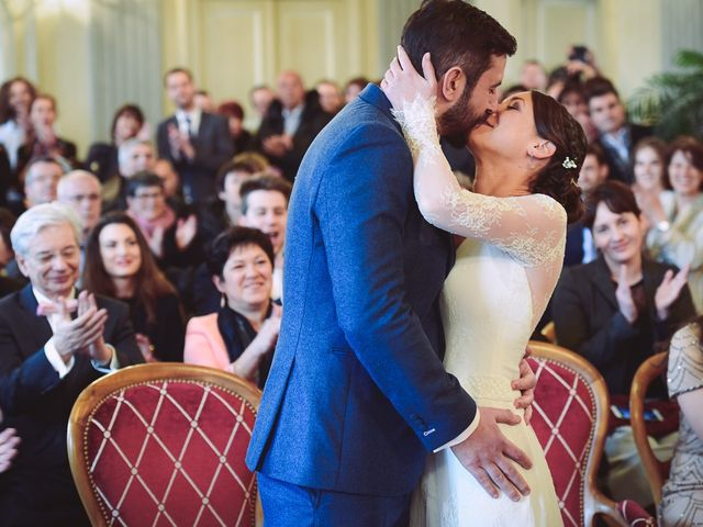 Le mariage de Thibault et Julia à Saint-Gervais-les-Bains, Haute-Savoie 1