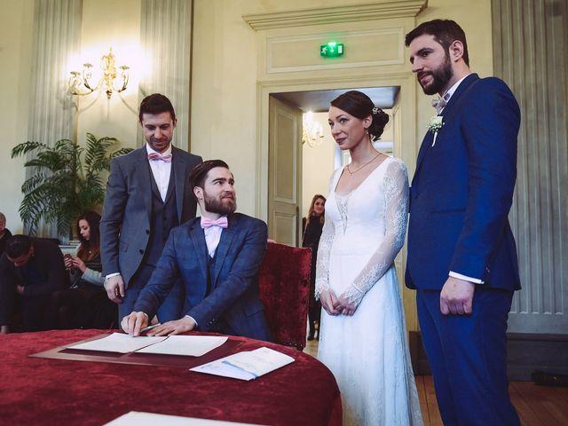 Le mariage de Thibault et Julia à Saint-Gervais-les-Bains, Haute-Savoie 29
