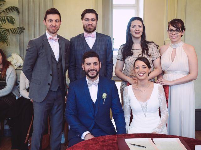 Le mariage de Thibault et Julia à Saint-Gervais-les-Bains, Haute-Savoie 30