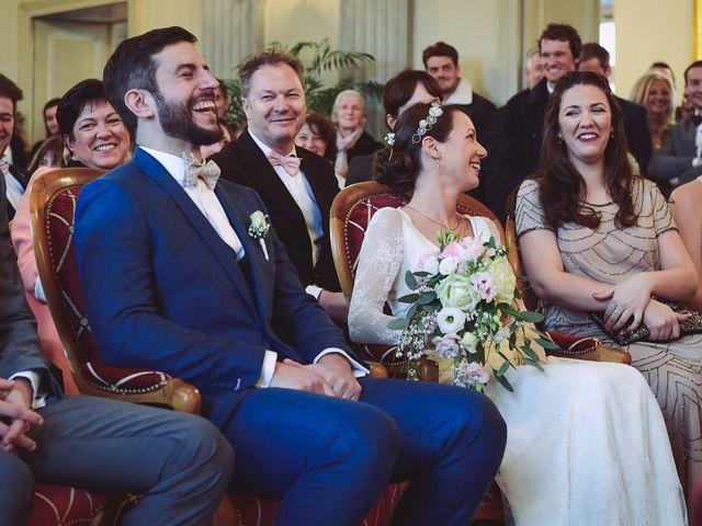 Le mariage de Thibault et Julia à Saint-Gervais-les-Bains, Haute-Savoie 32